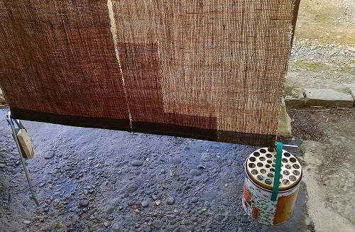 宝満川から布を織る_e0221697_22404823.jpg