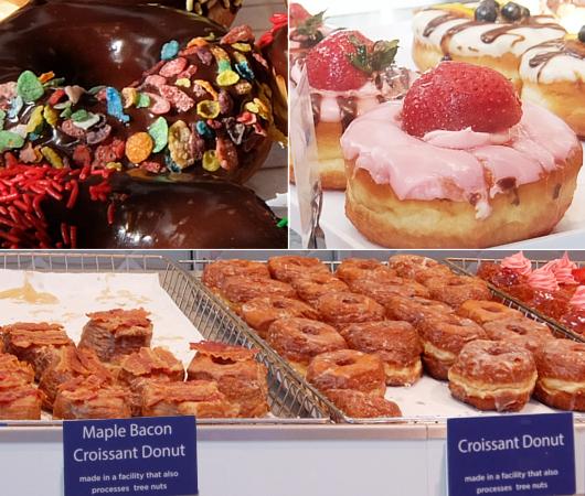 NYの老舗ドーナツ屋さん「ドーナツ・パブ」(The Donut Pub)が、突如、2号店⁉_b0007805_06222078.jpg
