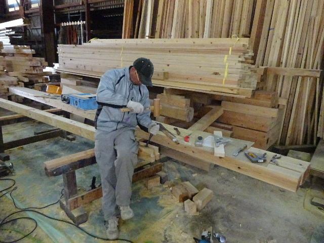 中央通り 居酒屋「茶の間」様 建替工事進行中。_f0105112_04050321.jpg