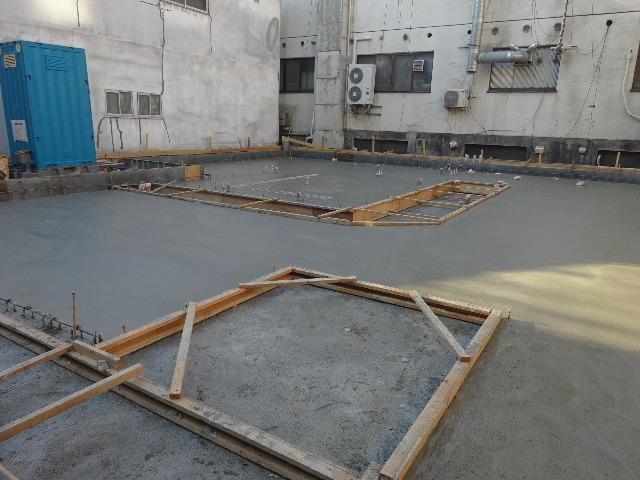 中央通り 居酒屋「茶の間」様 建替工事進行中。_f0105112_04071785.jpg