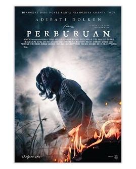 インドネシアの映画:\'Perburuan(原作:プラムディア)の予告編 (主演:Adipati Dolken)_a0054926_22110692.jpg