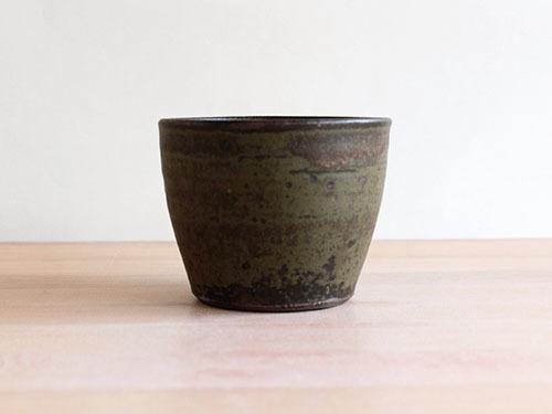 広川絵麻さんのそば猪口、お湯のみ、碗、ちょっとふたもの。_a0026127_13245480.jpg