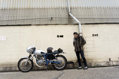 カジ & SUZUKI ST250E C(2018.11.18/KASHIWA)_f0203027_13193240.jpg
