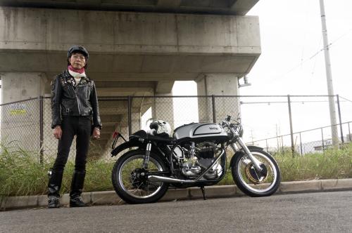 増井 啓一郎 & Triton650(2018.10.13/NAGOYA)_f0203027_16183952.jpg