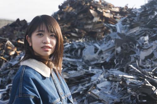 加々見 梨歩 & SUZUKI BANDIT250(2018.11.10/NUMAZU)_f0203027_16571464.jpg