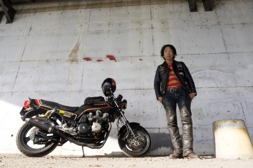 吉岡 光夫 & HONDA CB750F(2018.10.21/FUKAYA)_f0203027_18065549.jpg