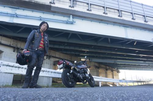 吉岡 光夫 & HONDA CB750F(2018.10.21/FUKAYA)_f0203027_18074908.jpg