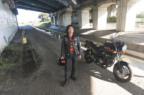 吉岡 光夫 & HONDA CB750F(2018.10.21/FUKAYA)_f0203027_18082174.jpg