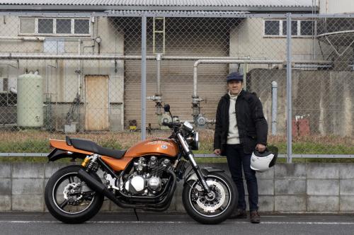 小泉 司 & kawasaki ZEPHYR750(2018.12.09/SOUKA)_f0203027_18223499.jpg