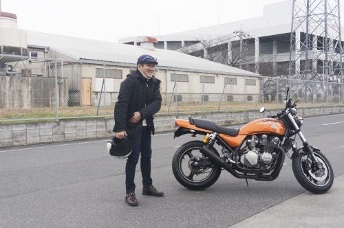 小泉 司 & kawasaki ZEPHYR750(2018.12.09/SOUKA)_f0203027_18225865.jpg