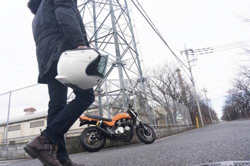小泉 司 & kawasaki ZEPHYR750(2018.12.09/SOUKA)_f0203027_18233769.jpg