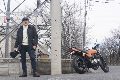 小泉 司 & kawasaki ZEPHYR750(2018.12.09/SOUKA)_f0203027_18235611.jpg
