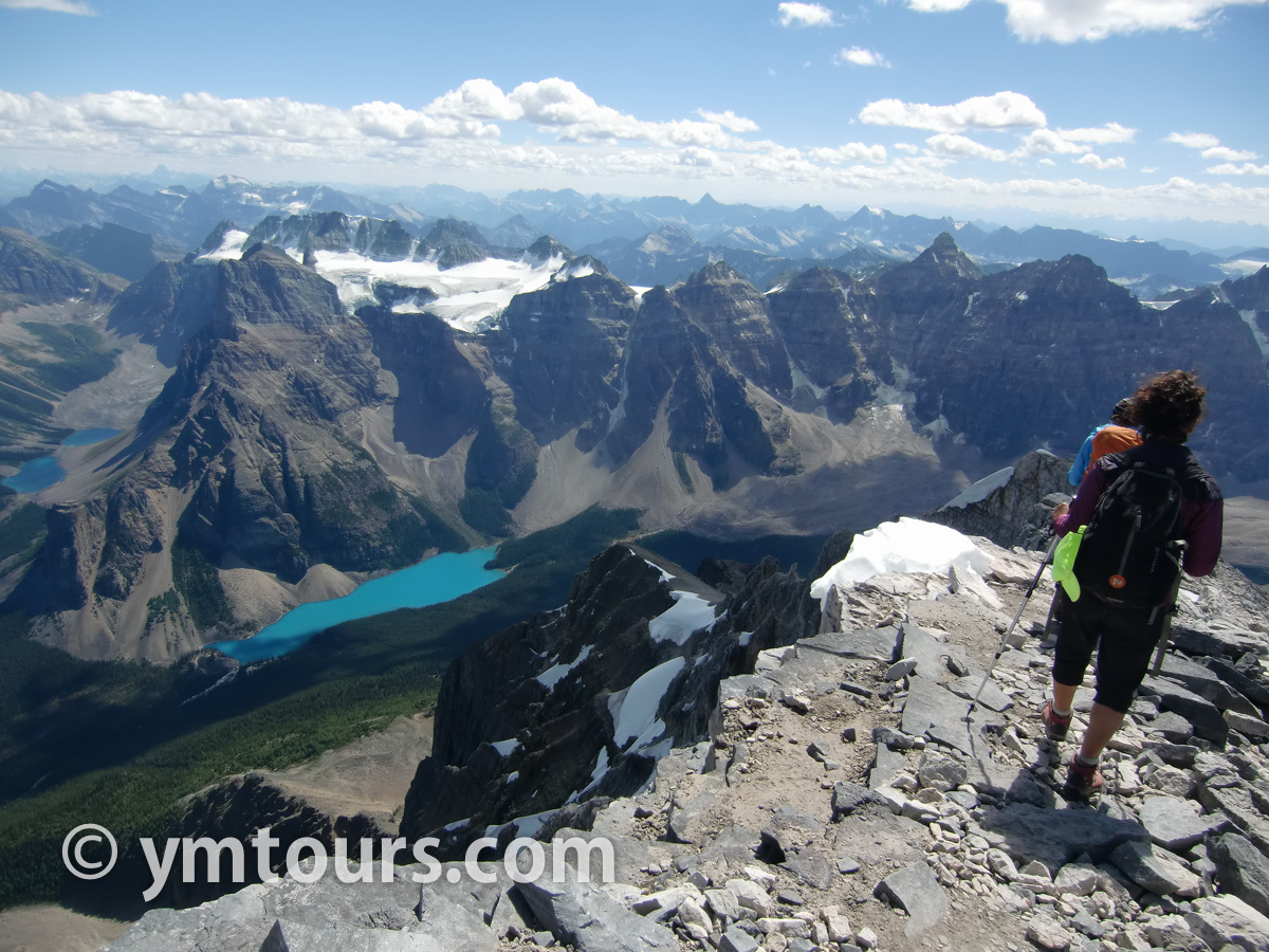 現地ガイドお勧め。カナディアンロッキーで登るべき山 トップ10 [目指せ登頂!]_d0112928_01235069.jpg
