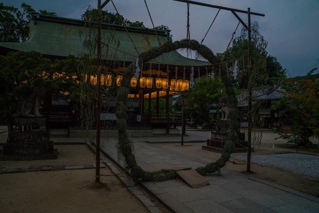 今宮神社~夏越の祓・茅の輪くぐり_e0363038_21213517.jpg