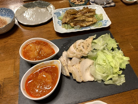 夕食 いろいろ_c0327752_09152360.jpg