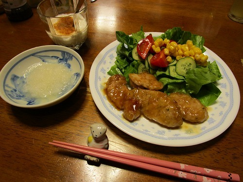 夕食 いろいろ_c0327752_09192889.jpg