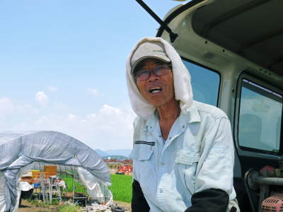 最旬食材!無農薬・無化学肥料栽培で育てた熊本県菊池市産の「有機栽培の水田ごぼう」早い者勝ちです!_a0254656_16270687.jpg