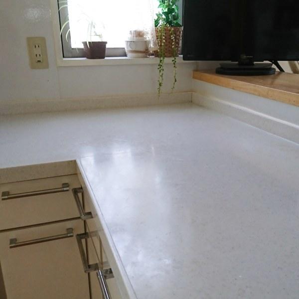 ++キッチン調理台の丸洗い*++_e0354456_10112827.jpg