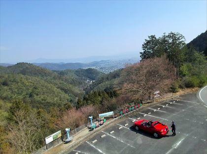 嵐山高雄パークウェイを走る_e0044657_22474341.jpg