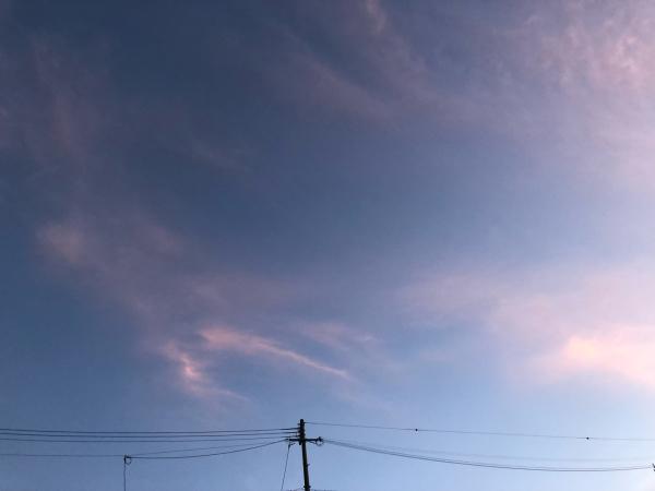 おやすみ中のつぶやき2019⑦衝撃の空_f0362457_13032106.jpg