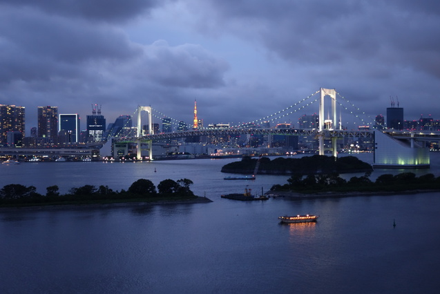 タイムセールで取った「ヒルトン東京お台場」 (2)_b0405262_2003294.jpg