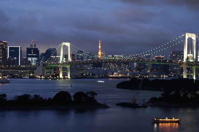 タイムセールで取った「ヒルトン東京お台場」 (2)_b0405262_2004885.jpg