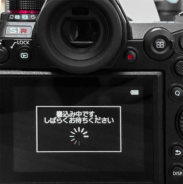 2019/06/26 LUMIX S1Rにはハイスピードのメモリーが必須!_b0171364_11504689.jpg