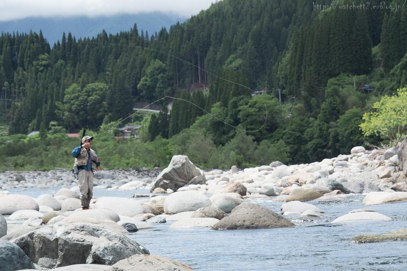 半分近くは釣り場で過ごしておりました‥_e0136764_20070979.jpg