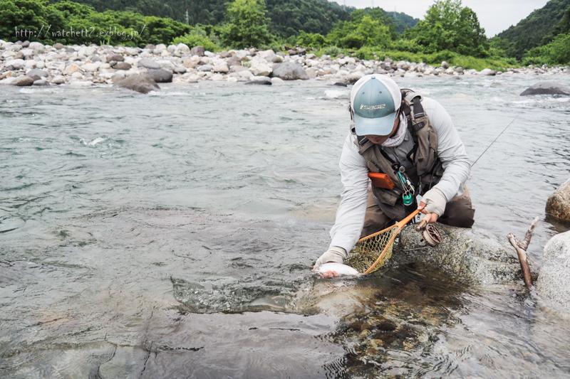 半分近くは釣り場で過ごしておりました‥_e0136764_20075453.jpg