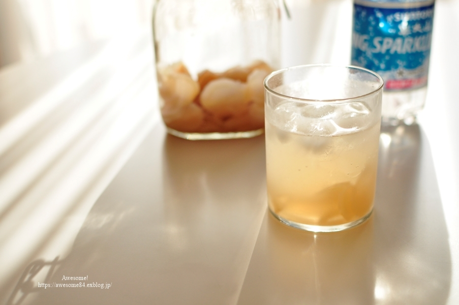 新生姜シロップと茸マリネのチーズトースト_e0359481_07154206.jpg