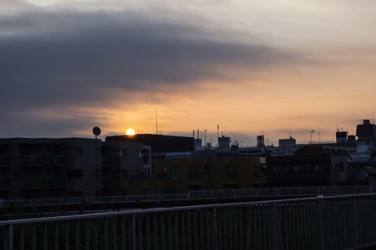 我が町の夜明け_e0305388_15594790.jpg