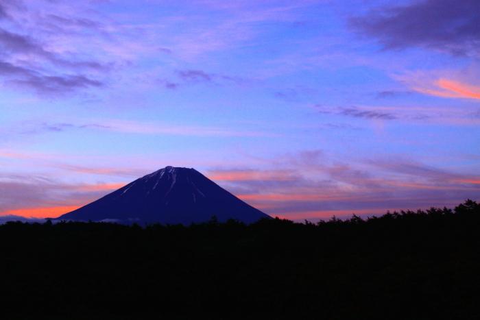 令和元年6月の富士(17)精進湖の日の出の富士_e0344396_14094157.jpg