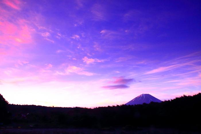 令和元年6月の富士(17)精進湖の日の出の富士_e0344396_14094996.jpg