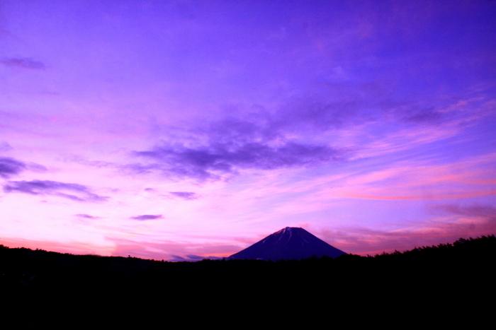 令和元年6月の富士(17)精進湖の日の出の富士_e0344396_14095732.jpg