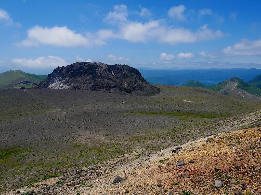 タルマエソウが見頃の樽前山、2019.6.26_f0138096_18493661.jpg