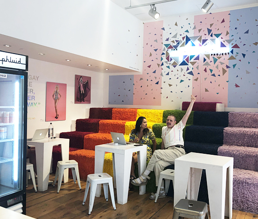 世界初のジェンダー・フリーのお店「フルイッド・プロジェクト」The Phluid Project_b0007805_07454077.jpg