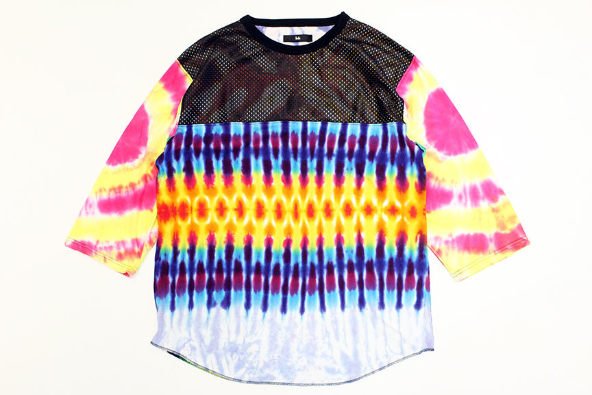 "ink (インク) "" CRAZY FOOTBALL TIE-DYE \""_b0122806_15075100.jpg"