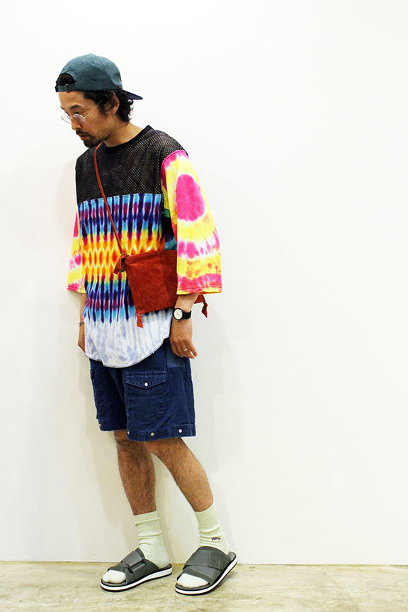 "ink (インク) "" CRAZY FOOTBALL TIE-DYE \""_b0122806_15085188.jpg"