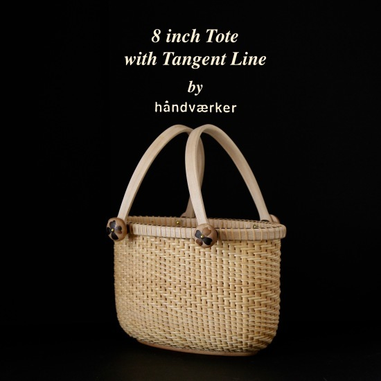 8 inch Tote with Tangent Line_f0197215_12020178.jpeg