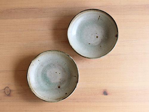 広川絵麻さんの5.5寸ぐらいのお皿。_a0026127_17302766.jpg