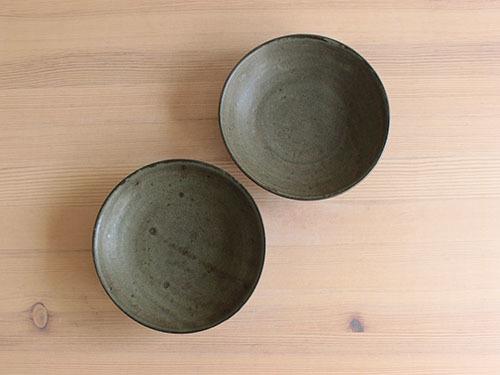 広川絵麻さんの5.5寸ぐらいのお皿。_a0026127_17402849.jpg