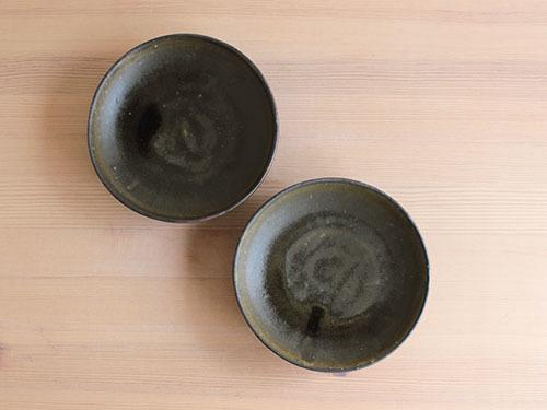 広川絵麻さんの5.5寸ぐらいのお皿。_a0026127_17404195.jpg