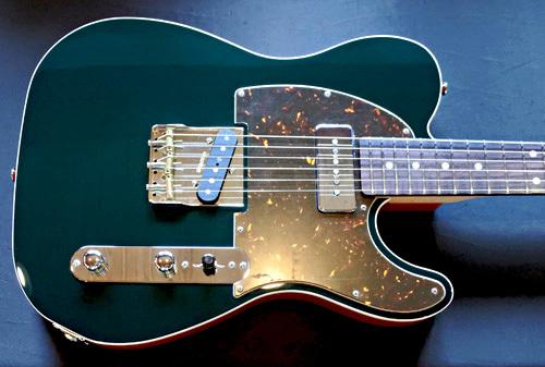 「British Green PearlのStandard-T」1本目が完成です!_e0053731_17195433.jpg