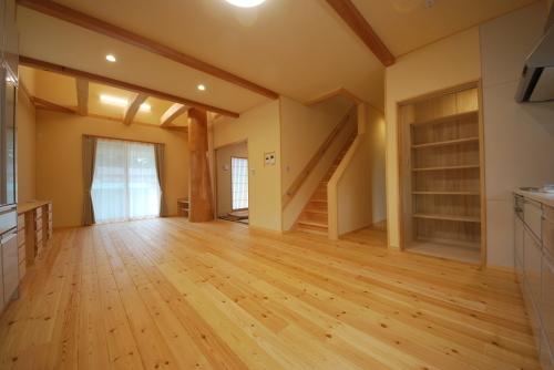 「健康な木の家で暮らす」最新の施工例_a0181151_16011058.jpg