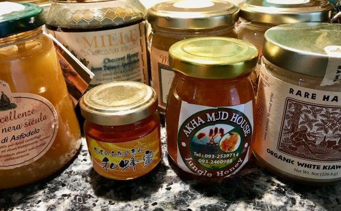 世界を食べる 蜂蜜編_a0087957_07123644.jpg