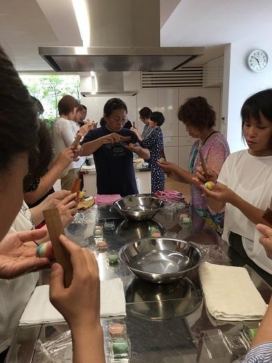 直島中学校PTA文化会_c0227958_16305120.jpg