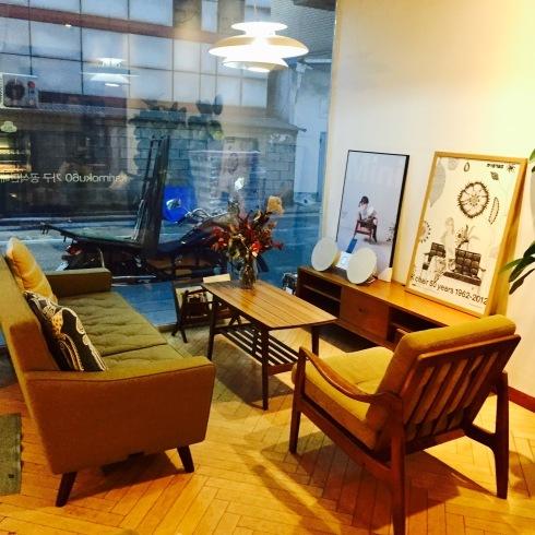ひとりソウル旅 19 最後は大好きなカフェ「PIKA COFFEE」♪_f0054260_11110539.jpg
