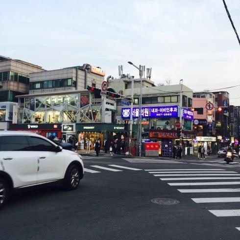 ひとりソウル旅 19 最後は大好きなカフェ「PIKA COFFEE」♪_f0054260_11140721.jpg