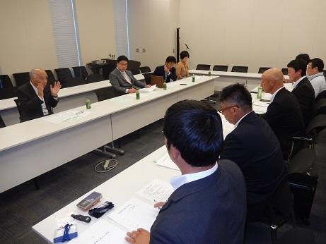 2019.6.19 福島県農業協同組合青年連盟との意見交換_a0255967_15310883.jpg