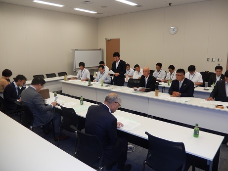 2019.6.19 福島県農業協同組合青年連盟との意見交換_a0255967_15312365.jpg